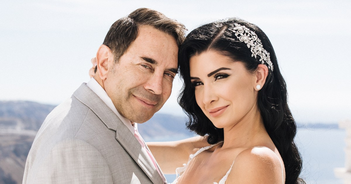 'Botched' Star Dr. Paul Nassif Marries Brittany Pattakos: Photos
