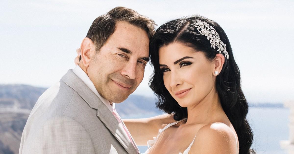 Σαντορίνη: Ο διασημότερος πλαστικός χειρούργος του Hollywood παντρεύτηκε Ελληνίδα στη Σαντορίνη