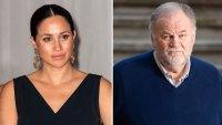 Duchess Meghan Felt 'Anguish' While Writing Letter to Father Thomas Markle, Court Documents Claim