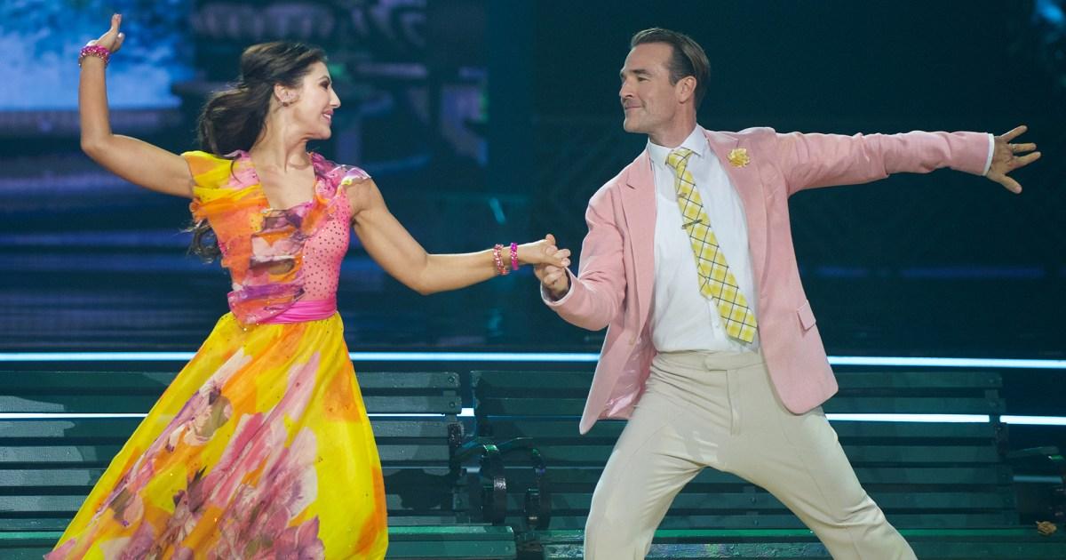 "Image result for dancing with the stars james van der beek"""