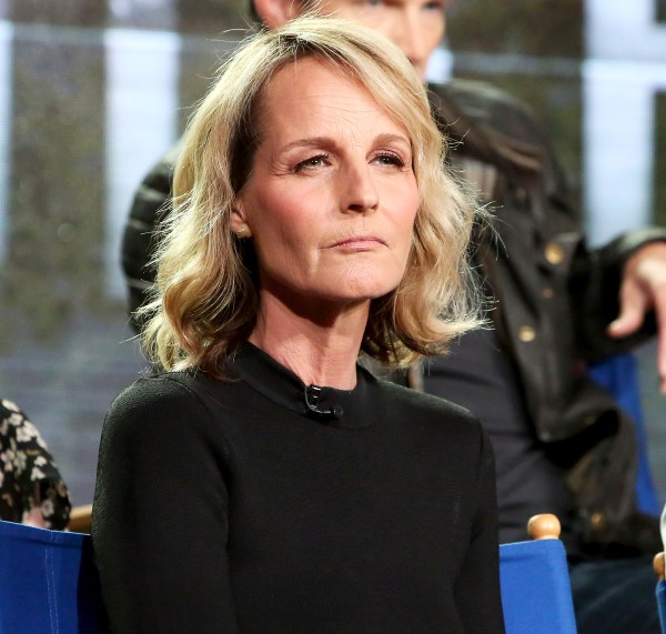 Helen Hunt Hospitalized After Car Flips Over in Traffic Accident