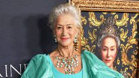 "Helen Mirren ""Catherine the Great"" Premiere Jewelry"