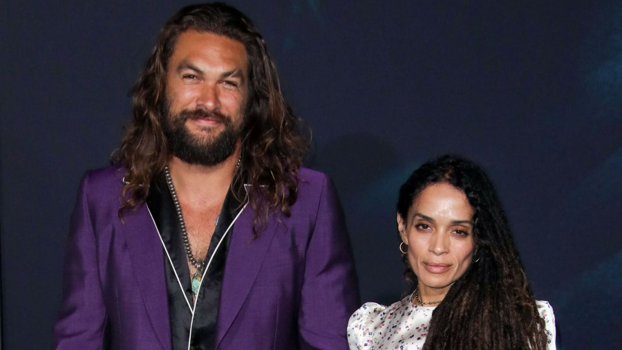 Jason Momoa Didn't Tell Lisa Bonet He Was a 'Stalker' Until After They Had Kids