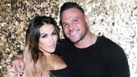 Jen Harley and Ronnie Ortiz-Magro at Verge CBD Launch Opened Up About His Sobriety Hours Before His Arrest
