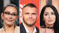 Jenni JWoww Farley Calls Out Angelina Pivarnick for Disregard of Boundaries After Zack Clayton Carpinello Drama
