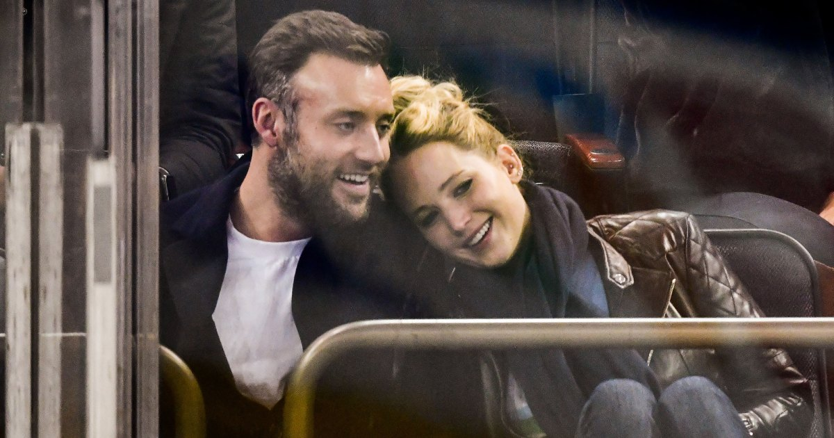 Jennifer Lawrence Cooke Maroney Will Wed In October