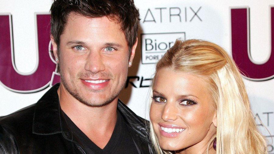Nick Lachey and Jessica Simpson Hollywoods Ugliest Divorces