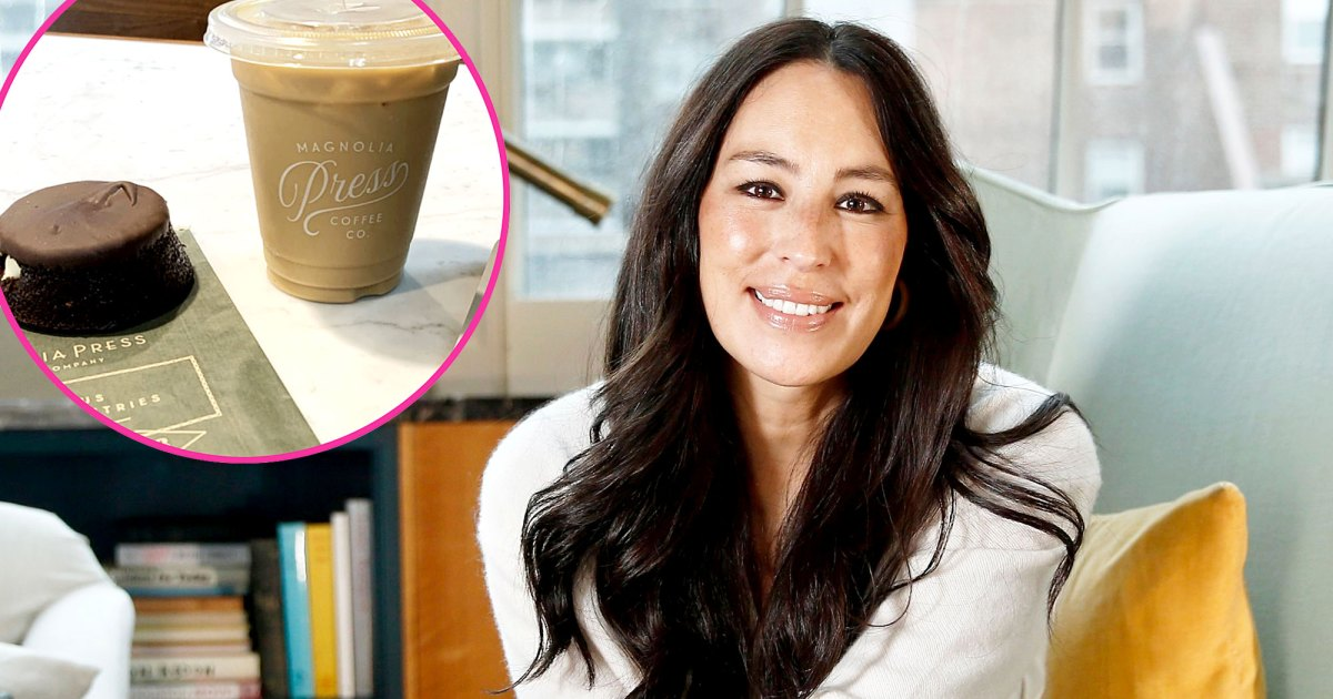 Joanna Gaines Gives Fans an Inside Look at Family's New Coffee Shop: 'I'm Not Leaving'