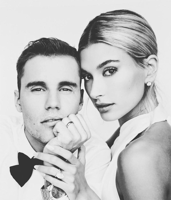 See the Necklace Justin Bieber Gave Hailey Baldwin for Their Wedding
