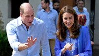 Kate Middleton Prince William Kick Off Their Royal Tour of Pakistan Day 2