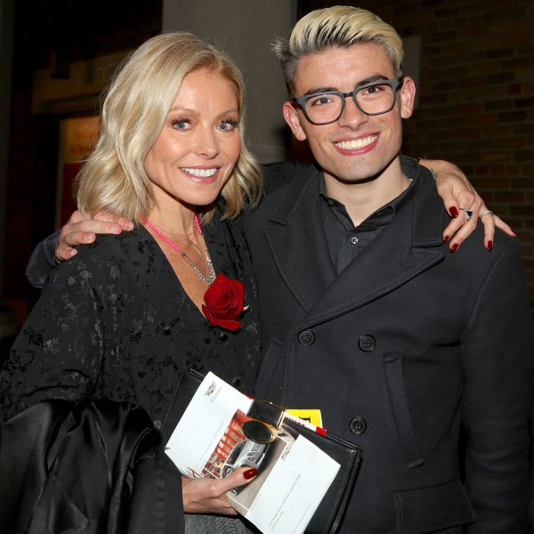 Kelly Ripa Jokes Son Michael Is Experiencing