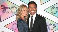 Kelly Ripa and Mark Consuelos 49th Anniversary Gala Vanguard Awards
