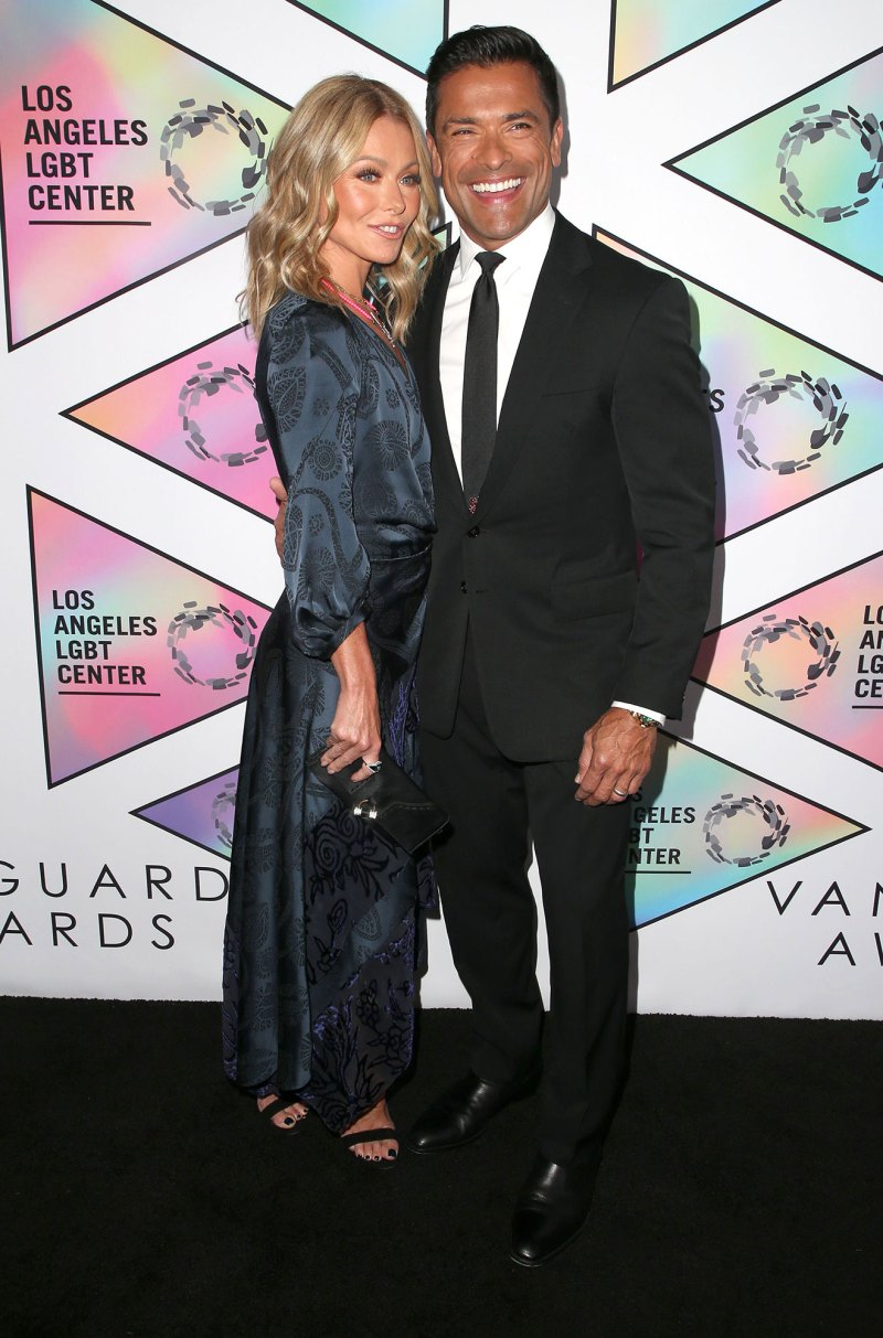 Steamy Content! Kelly Ripa Posts