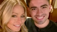 Kelly-Ripa-and-Son-Michael-Collaborate-on-Film-School-Project