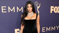 Kim Kardashian West Emmys 2019 Wearing Vivienne Westwood Vintage