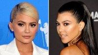 Kylie Jenner, Kourtney Kardashian Get National Boss' Day Treats