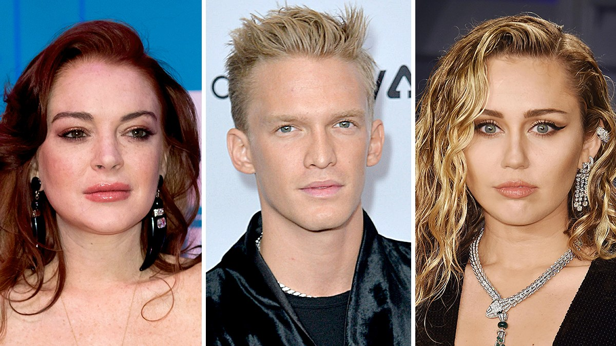 Lindsay Lohan Slams Sister Ali's Ex Cody Simpson Over Miley Cyrus Romance: 'You Won the Masked Singer But You Lost on Your Future'