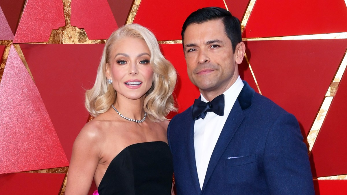 Mark Consuelos Jokes He Would Have Been Married '3 or 4 Times' If He Had Not Met Kelly Ripa