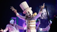 Masked Singer Skeleton Planned to Throw Off the Judges