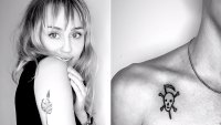 Miley Cyrus and Cody Simpson New Tattoos