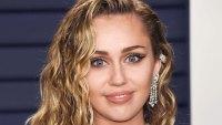 Miley Cyrus Lingerie Instagram