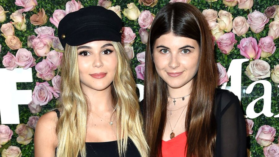 livia Jade and Bella Giannulli Take Hot Pilates Class Together Amid College Admissions Scandal