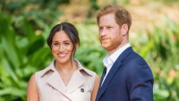 Prince Harry and Duchess Meghan Considering Moving to Canada