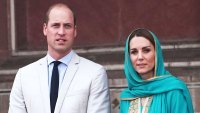 Prince William Duchess Kate Plane Forced Abort Landing Twice