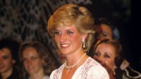 Princess Diana White Dress