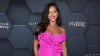 Rihanna Shuts Down Pregnancy Rumors
