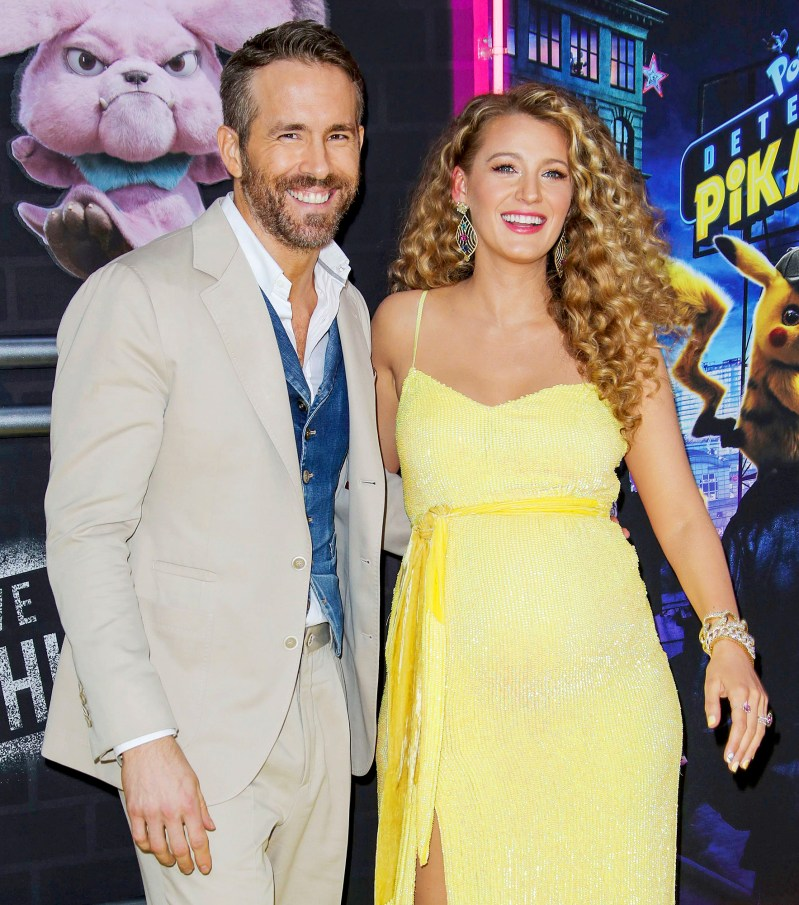 First Pic! Ryan Reynolds and Blake Lively Reveal Sex of 3rd Child