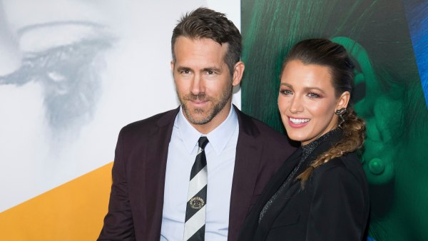 Ryan Reynolds and Pregnant Blake Lively