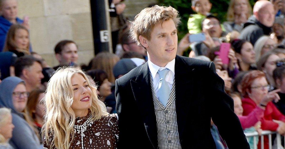Sienna Miller Is Engaged To Boyfriend Lucas Zwirner