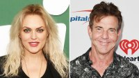 The Parent Trap's Elaine Hendrix Hilariously Reacts to Costar Dennis Quaid's Engagement