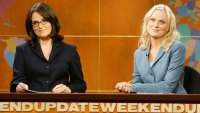 Tina Fey and Amy Poehler Weekend Update Saturday Night Live Best Of