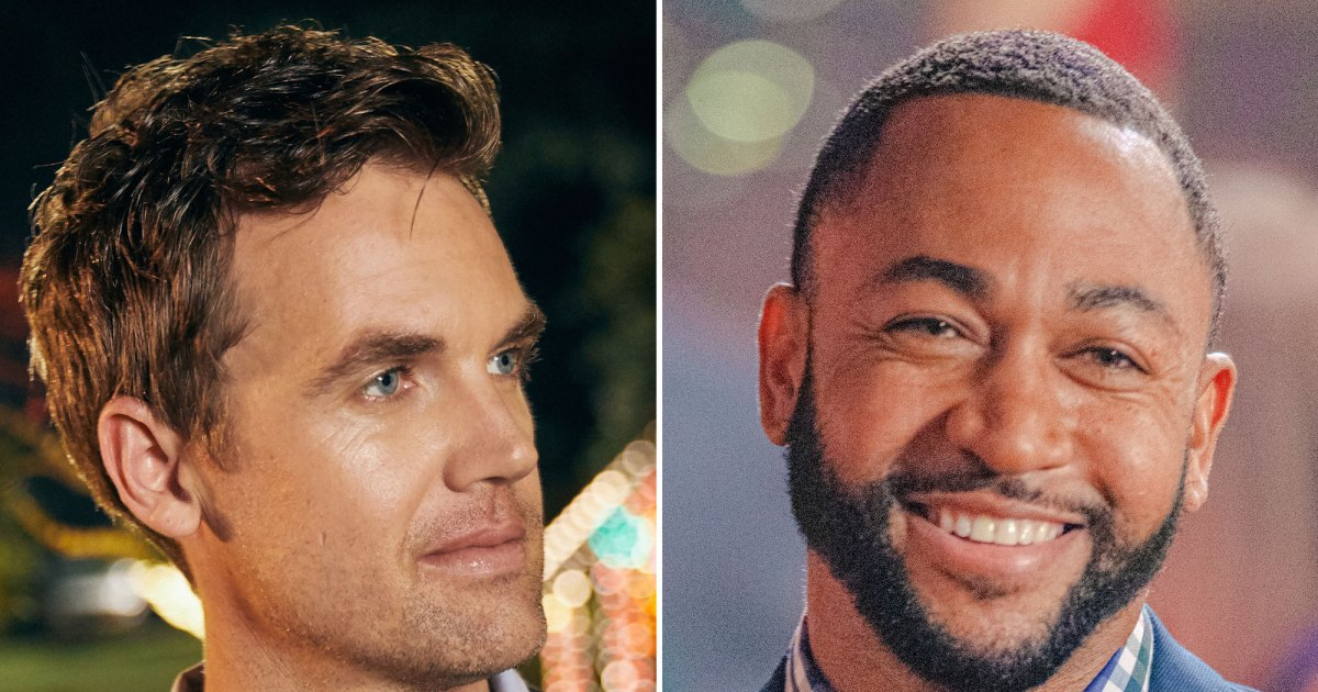 Holiday Hotties! 15 Men to Watch in Lifetime's 2019 Christmas Lineup