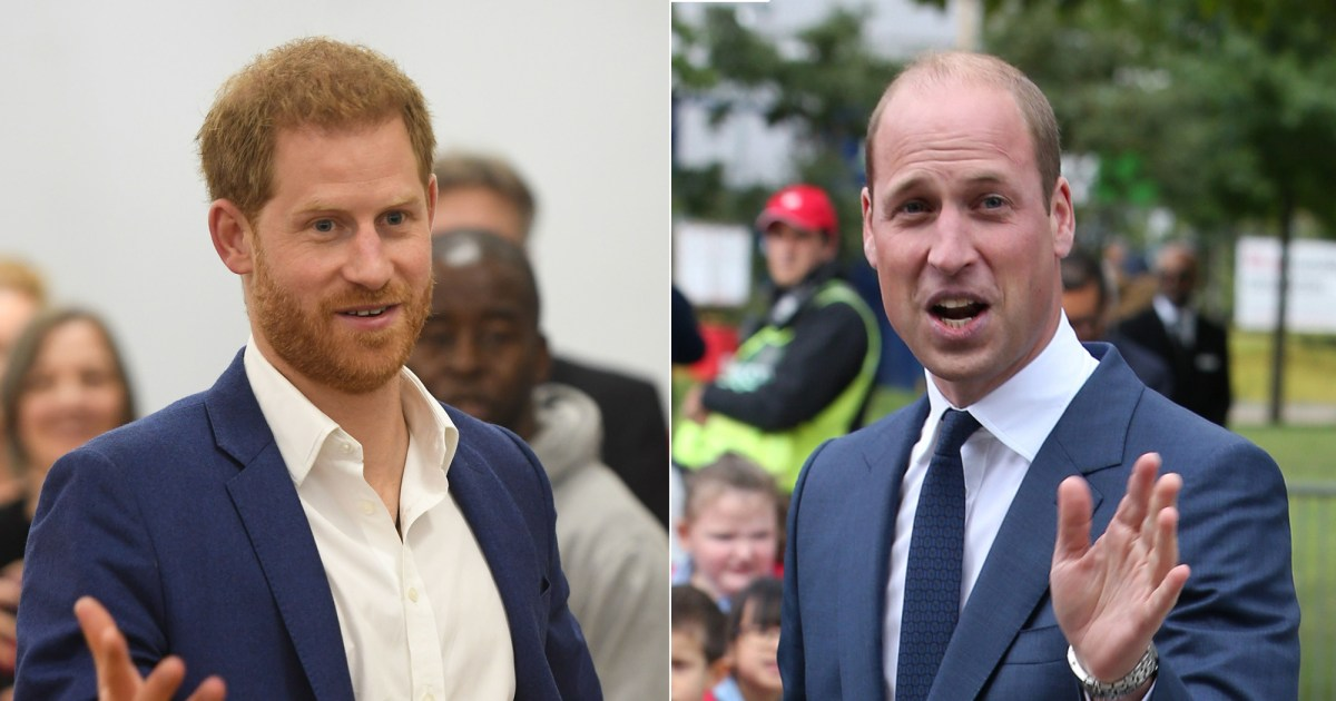 Image result for images of Prince Harry acknowledges Rift With his brother