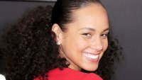 Alicia Keys' Son Genesis Gets Rainbow Manicure
