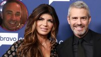 Andy Cohen Teases 'Personal,' 'Surprising' Footage From Teresa Giudice and Joe's Reunion