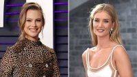 Behati Prinsloo and Rosie Huntington-Whiteley's Kids Have Playdates