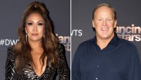 Carrie Ann Inaba: Sean Spicer Being Safe Again on 'DWTS' Is 'Frustrating'