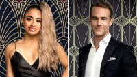 DWTS' Ally Brooke Reveals What James Van Der Beek Said to Her After She Offered to Be Eliminated-main