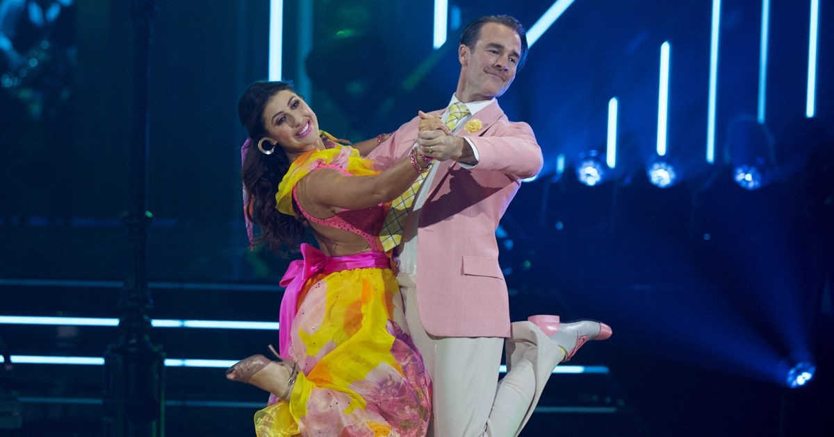Dancing With the Stars Most Shocking Eliminations PROMO - الرقص مع الإقصاءات الأكثر إثارة للصدمة: الصور