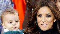 Eva Longoria Shares Cute Video of 'Nighly Ritual' With Son Santiago