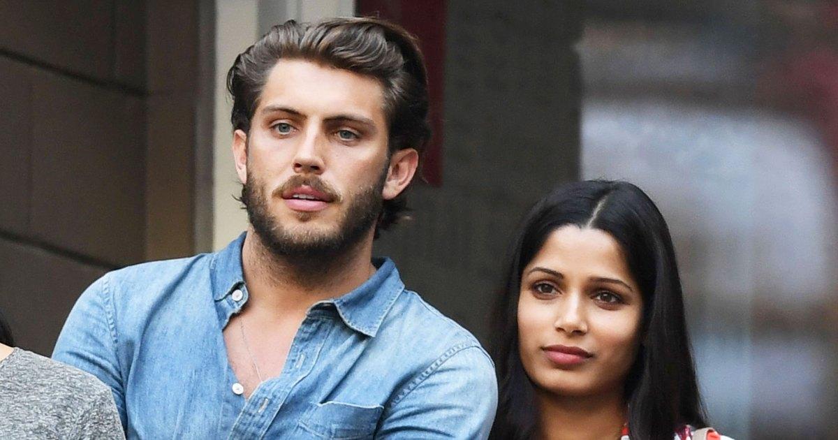 Freida Pinto Is Engaged to Cory Tran