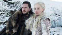 Game Of Thrones Kit Harington, Emilia Clarke People's Choice Awards