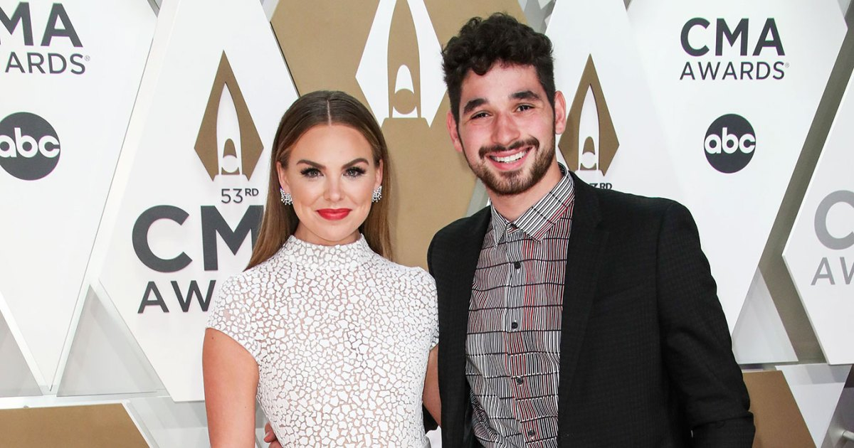 Coupled Up? Hannah Brown, Alan Bersten Attend CMA Awards Together