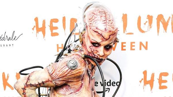 Heidi Klum Halloween costume 2019