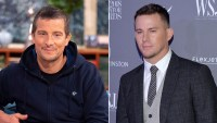 How Bear Grylls 'Empowered' Channing Tatum While Filming 'Running Wild