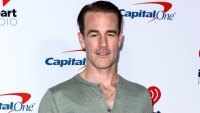James Van Der Beek Shows Off His Abs Transformation in Shirtless Selfie After 'Dancing With the Stars'